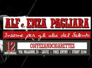 locandina Alf Enza Pagliara Lecce 12.11.2015