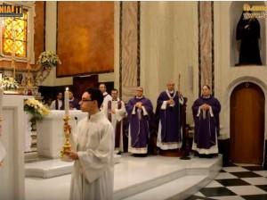 Chiesa Madre di Santa Maria del Popolo Apertura porta per il Giubileo