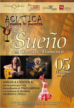 ACUSTICA_Centola, Forresu, Cifelli