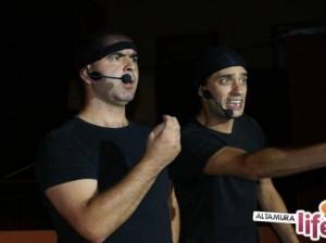 TEATRO FESTIVAL CAROSINO in scena i MAKETIPI di Santeramo in Colle