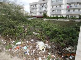 Degrado urbano a pochi passi dal Municipio (2)