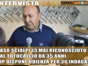 INTERVISTA A MARTINO SCIALPI.