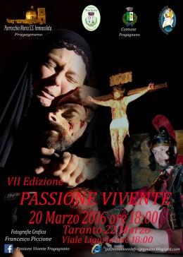 """Passio Christi Freganium et Passio Christi Tarentum"""""""