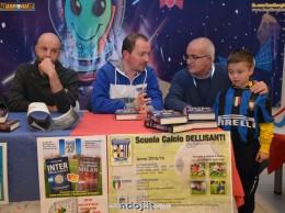 """Presentazione libri L'Inter dalla A alla Z"""" e """"Il romanzo del grande Milan 22-3-2016"""
