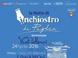 """Al via il 24 aprile 2016 la II edizione di """"Vicoli letterari"""", tra presentazioni di libri, musica, mercatini e…social!"""