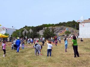 Festa Aquiloni a Oasi WWF Monte Sant Elia