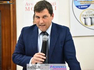 PRESENTAZIONE UFFICIALE DEL CANDIDATO SINDACO MORELLI