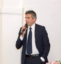 Foto cons. Angelo Tomaselli