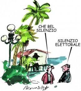 SILENZIO PARLA IL POPOLO.....