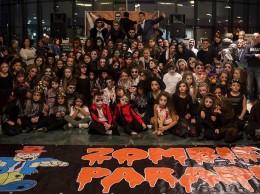 """Zombie Parade 2016 al commerciale """"Mongolfiera"""""""
