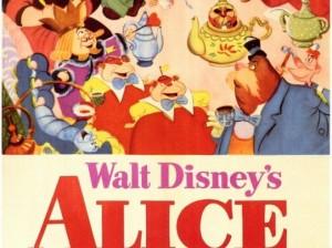 Alice nel paese delle meraviglie 1951 - locandina