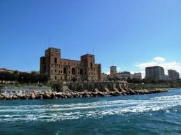 La Rotonda vista da Mar Grande di Taranto