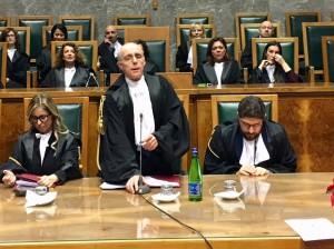 Cerimonia Toghe D'Oro Avvocati di Bari_dic2017