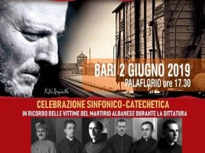 una sinfonia a celebrazione a tutte le vittime di violenza della storia. Il 2 giugno al pala florio di bari l'opera la sofferenza degli innocenti