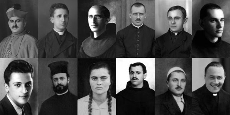 LA SOFFERENZA DEGLI INNOCENTI A BARI L'OMAGGIO DI KIKO ARGÜELLO AI MARTIRI ALBANESI.
