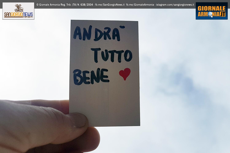 ANDRÀ TUTTO BENE