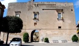 FAGGIANO (TA) - CASTELLO DI SAN CRISPIERI