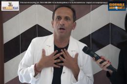 """INTERVISTA A UCCIO DE SANTIS """"BISOGNA STARE SEMPRE IN ARMONIA"""""""