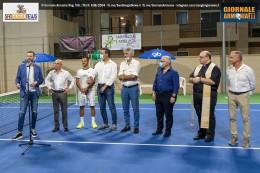 Inaugurazione nuovi campi da tennis San Giorgio Ionico