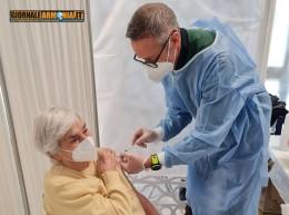 VACCINAZIONI OVER 80. LA STORIA E IL MESSAGGIO DI SPERANZA DELLA DOTTORESSA ANTONIETTA SANTORO PRIMA DONNA MEDICO DI MARTINA FRANCA (2)