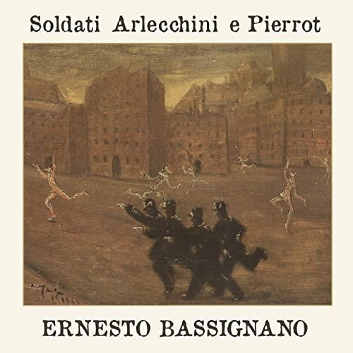 album Soldati Arlecchini e Pierrot