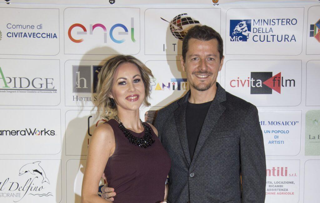 Anastasia Vasylieva e Simone Gallo